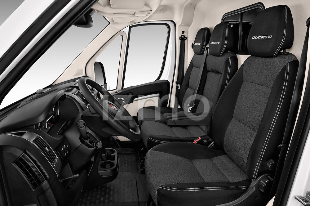 Front seat view of 2016 Fiat Ducato MultiJet-MH2 4 Door Cargo Van Front Seat  car photos
