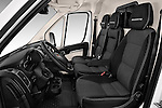 Front seat view of 2016 Fiat Ducato MultiJet-MH2 4 Door Cargo Van Front Seat  car photos