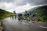 up the Col de Port<br /> <br /> Stage 16 from El Pas de la Casa to Saint-Gaudens (169km)<br /> 108th Tour de France 2021 (2.UWT)<br /> <br /> ©kramon