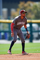 Lehigh Valley IronPigs shortstop J.P. Crawford (3) during a game against the Buffalo Bisons on August 28, 2016 at Coca-Cola Field in Buffalo, New York.  Lehigh Valley defeated Buffalo 5-2.  (Mike Janes/Four Seam Images)