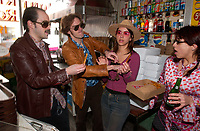 Montreal (Qc) CANADA, 2004 File Photo<br /> <br /> JOE, JACK ET JOHN, anglophone comedy group <br /> <br /> <br /> at the CORIM, June 13 , 2007