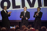 May 13, 2012 File Photo -Montreal (Qc) CANADA - Gala des Oliviers - Les Chick N Swell