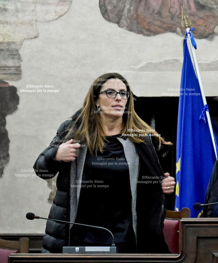 - NAPOLI 30 DIC 2014 -   Santa Maria La Nova Partito Democratico Direzione Regionale. Tartaglione e Amato