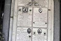 - Milano, Cimitero Monumentale<br /> <br /> - Milan, Monumental Cemetery