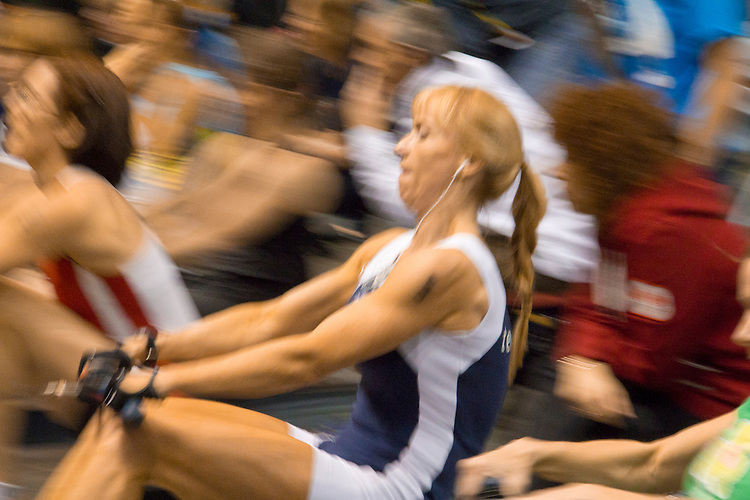 The Crash-B World Indoor Rowing Championships, Lightweight Master Women (Age 30-39), Joanna Allsebrook, Team GB, 2012, Boston, Massachusetts, All athletes compete annually on a Concept2 Indoor Rower for time over 2000 meters,