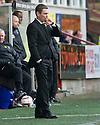 East Fife manager Gary Naysmith.