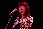 Youn Sun Nah sings with Ulf Wakenius at Performance Works, June 25, 2013 in the TD Vancouver International Jazz Festival