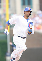 Derek Lee of the Chicago Cubs vs. the San Diego Padres: June 18th, 2007 at Wrigley Field in Chicago, IL.  Photo by Mike Janes/Four Seam Images