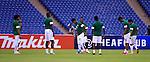 Saudi Arabia vs Thailand during their 2018 FIFA World Cup Russia Final Qualification Round Group B match at King Fahd International Stadium on 01 September 2016, in Riyadh, Saudi Arabia. Photo by Stringer / Lagardere Sports