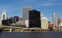 Photos from Pittsburgh, Pennsylvania in 1998.<br />