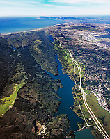 San Mateo County California Aerial Photography