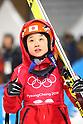 PyeongChang 2018: Ski Jumping: Women's Official Training