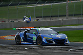 IMSA WeatherTech SportsCar Championship<br /> Continental Tire Road Race Showcase<br /> Road America, Elkhart Lake, WI USA<br /> Friday 4 August 2017<br /> 93, Acura, Acura NSX, GTD, Andy Lally, Katherine Legge<br /> World Copyright: Richard Dole<br /> LAT Images