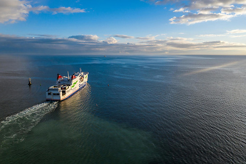 The Stena Fuel Pilot started as a pilot study on Stena Scandinavica on the Gothenburg-Kiel route back in 2018 with the task to investigate and explore how artificial intelligence can be used to support the captains and crews onboard to save fuel and reduce CO2 emissions