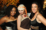 From left: Ayana Mack, Edita Rozenberg and Vika Filippov at the Endeavor for Hope Foundation's Annual Fundraising Gala Saturday May 09,2010.  (Dave Rossman Photo)