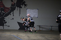 Penn Jersey Roller Derby Slam's 45th B-Day Scrimmage 11-28-15