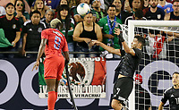 CHICAGO, ILLINOIS - JULY 07: Gyasi Zardes #9 during the 2019 CONCACAF Gold Cup Final match between the United States and Mexico at Soldier Field on July 07, 2019 in Chicago, Illinois.