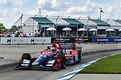 Verizon IndyCar Series<br /> Chevrolet Detroit Grand Prix Race 2<br /> Raceway at Belle Isle Park, Detroit, MI USA<br /> Sunday 4 June 2017<br /> Alexander Rossi, Andretti Herta Autosport with Curb-Agajanian Honda<br /> World Copyright: Scott R LePage<br /> LAT Images<br /> ref: Digital Image lepage-170604-DGP-11485