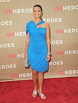 Eva LaRue attends CNN Heroes - An Allstar Tribute held at The Shrine Auditorium in Los Angeles, California on December 11,2011                                                                               © 2011 DVS / Hollywood Press Agency