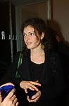 """GINEVRA ELKANN<br /> VERNISSAGE """" A RIVEDERCI ROMA"""" DI PRISCILLA RATTAZZI<br /> GALLERIA MONCADA ROMA 2004"""