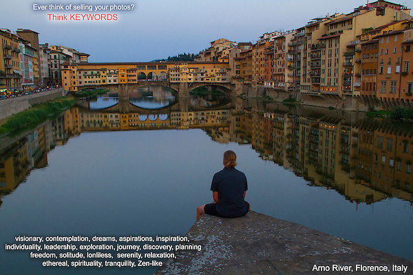 Italy, Florence.  Think Keywords.<br />