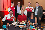 Calgary, AB - June 5 2014 - Celebration of Excellence Paralympic Ring Reception in Calgary. (Photo: Matthew Murnaghan/Canadian Paralympic Committee)