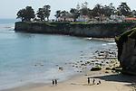 Santa Cruz Main Beach & Cowell's Beach