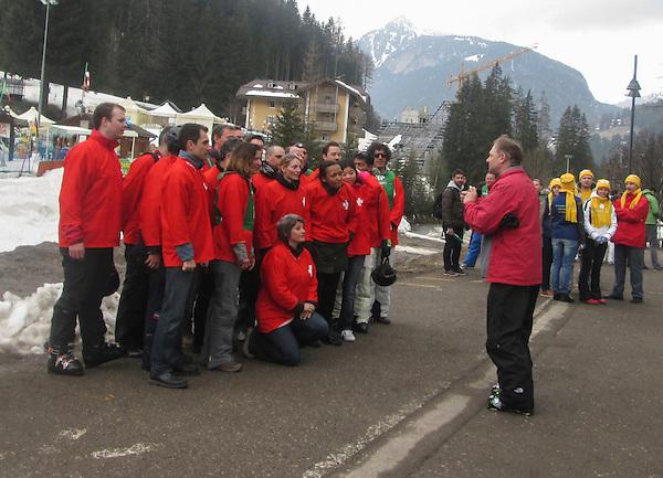 Winter Games, Canazei, Italy, Europe 2014, celebration, festival, party, interior,