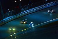 28-31 January, 2016, Daytona Beach, Florida USA<br /> 67, Ford, GT, GTLM, Ryan Briscoe, Richard Westbrook, Stefan Mucke, 26, Chevrolet, ORECA FLM09, PC, Adam Merzon, Ryan Eversley, Don Yount, Ryan Lewis, John Falb, 62, Ferrari, F488 GTE, GTLM, Giancarlo Fisichella, Toni Vilander, Davide Rigon, Olivier Beretta, `31<br /> ©2016, F. Peirce Williams