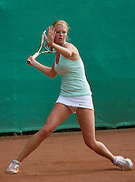 12-08-13, Netherlands, Raalte,  TV Ramele, Tennis, NRTK 2013, National RankingTennis Championships 2013, Aniek van Rossum  <br />