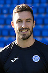 St Johnstone Physio Tony Tompos<br /><br />Picture by Graeme Hart.<br />Copyright Perthshire Picture Agency<br />Tel: 01738 623350  Mobile: 07990 594431