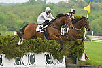 2 May 2009: Seeking No More with Xavier Aizpuru and When the Saints with Liam McVicar (1st) in the Creighton Farms Chase at the Virginia Gold Cup