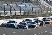 #19: Martin Truex Jr., Joe Gibbs Racing, Toyota Camry Auto-Owners Insurance #9: Chase Elliott, Hendrick Motorsports, Chevrolet Camaro NAPA Auto Parts