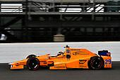 Verizon IndyCar Series<br /> Indianapolis 500 Practice<br /> Indianapolis Motor Speedway, Indianapolis, IN USA<br /> Wednesday 17 May 2017<br /> Fernando Alonso, McLaren-Honda-Andretti Honda<br /> World Copyright: Scott R LePage<br /> LAT Images<br /> ref: Digital Image lepage-170517-indy-6829