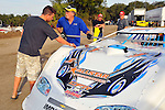 Feb 09, 2009; 4:25:49 PM; Barberville, FL, USA; UMP DIRTcar Racing Series for the 38th Annual ALLTEL DIRTcar Nationals by UNOH at Volusia Speedway Park.  Mandatory Credit: (thesportswire.net)