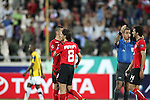 Persepolis vs Al-Ittihad during the 2011 AFC Champions League Group C match on May 03, 2011 at the Azadi Stadium in Tehran, Iran. Photo by World Sport Group