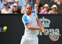 18-06-13, Netherlands, Rosmalen,  Autotron, Tennis, Topshelf Open 2013, , Xavier Malisse<br /> Photo: Henk Koster
