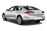 Car pictures of rear three quarter view of 2021 Opel Insignia Ultimate 4 Door Sedan Angular Rear
