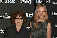 New York, NY - June 23 : Ingrid Sischy and Sandra Brant attend the New York Premiere of Life Itself<br /> held at the Film Society of Lincoln Center Walter Reade Theater<br /> on June 23, 2014 in New York City. Photo by Brent N. Clarke / Starlitepics