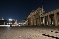 2020/03/28 Berlin | Brandenburger Tor | Earth Hour
