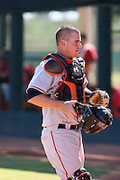 Tommy Joseph - San Franisco Giants 2009 Instructional League..Photo by:  Bill Mitchell/Four Seam Images..