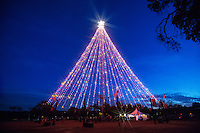 Zilker Holiday Christmas Tree - Stock Photo Image Gallery