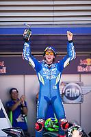ALEX RINS - SPANISH - TEAM SUZUKI ECSTAR - SUZUKI<br /> Jerez 05/05/2019 Moto Gp Spagna<br /> Foto Vincent Guignet / Panoramic / Insidefoto