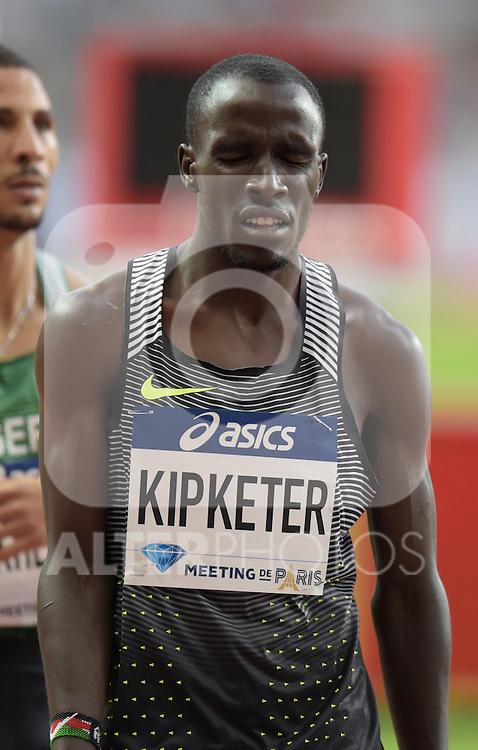 Alfred Kipketer ( 800m hommes )