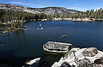 Dardanelles Lake in El Dorado County, Ca., on Wednesday, Sept. 15, 2010..Photo by Cathleen Allison