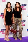 """Ana Antic and her daughter attends to the premiere of """"Bridget Jones, Baby"""" at Kinepolis in Madrid. September 09, Spain. 2016. (ALTERPHOTOS/BorjaB.Hojas)"""