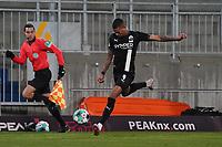 Daniel Keita-Ruel (SV Sandhausen)<br /> <br /> - 27.01.2021 Fussball 2. Bundesliga, Saison 20/21, Spieltag 18, SV Darmstadt 98 - SV Sandhausen, Stadion am Boellenfalltor, emonline, emspor, <br /> <br /> Foto: Marc Schueler/Sportpics.de<br /> Nur für journalistische Zwecke. Only for editorial use. (DFL/DFB REGULATIONS PROHIBIT ANY USE OF PHOTOGRAPHS as IMAGE SEQUENCES and/or QUASI-VIDEO)