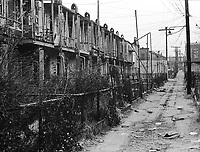 Baltimore, Maryland Row Houses