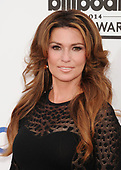 Shania Twain arrives at the 2014 Billboard Music Awards at the MGM Grand Garden Arena on May 18, 2014<br /> Photo Credit: JEFFREY MAYER:AtlasIcons.com