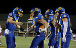 BROOKINGS, SD - MAY 2: Isaiah Davis #22 of the South Dakota State Jackrabbits celebrates his touchdown with his teammates against the Southern Illinois Salukis at Dana J Dykhouse Stadium on May 2, 2021 in Brookings, South Dakota. (Photo by Dave Eggen/Inertia)